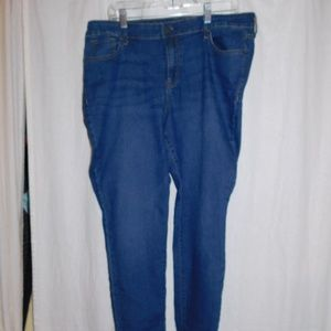 Old Navy Super Skinny Midrise Size 16 Jeans